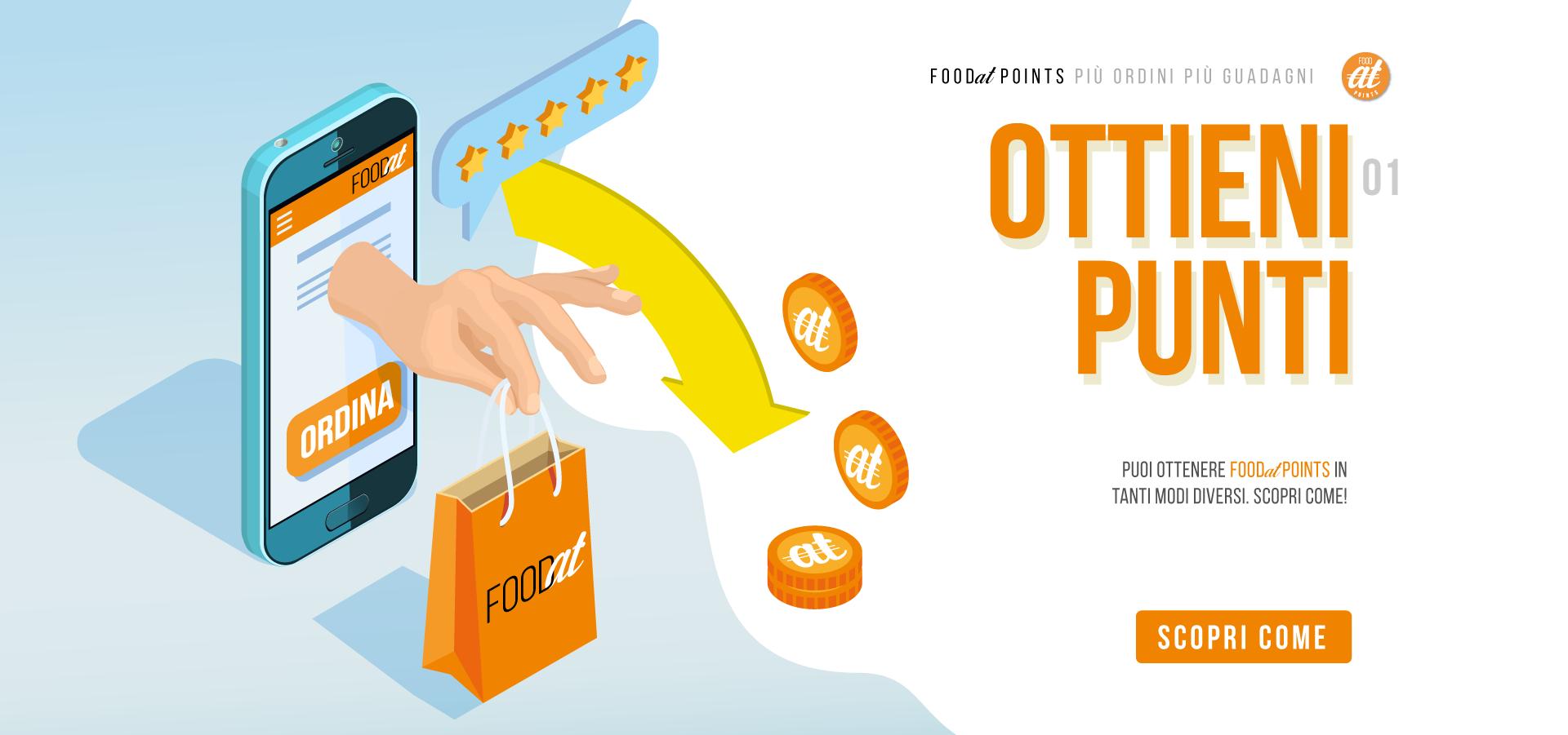 01 ORDINA – foodat points